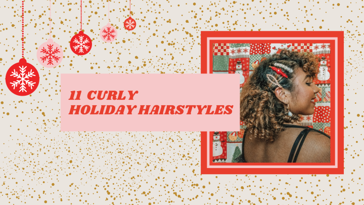 11 Curly Hair HolidayHairstyles